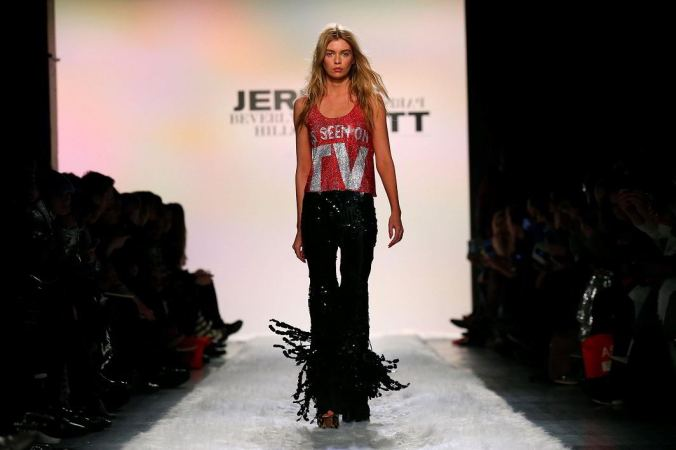 Jeremy Scott Autumn-Winter 2017 at New York Fashion